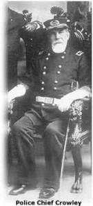 Chiefinspektor Patrick Crowley