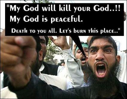 God is Peaceful