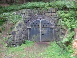 Eingang Stollen