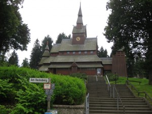 Stabskirche am Bocksberg
